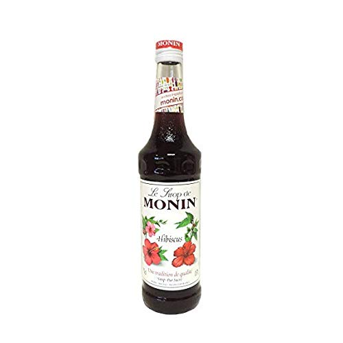 Monin Hibiscus Syrup Syrups and Cordials
