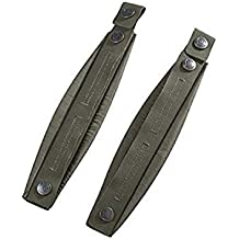 Fjallraven Kanken Mini Shoulder Pads Correa para Mochila 10 Centimeters Gris (Fog)
