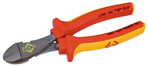 C.K 431006 VDE High Leverage Side Cutter
