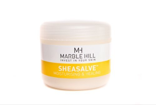 Shea butter - 100grm- 100% Natural Moisturiser for dry skin, eczema, psoriasis, baby cream: cradle cap, nappy balm, rough skin, dry scalp, after sun cream, brittle nails , cuticles, suitable for chemically treated hair