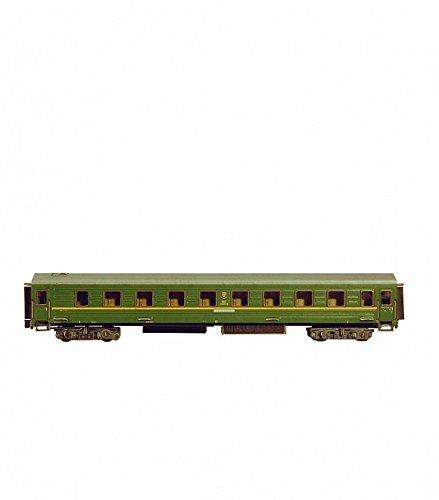 Umbum 295?021: 87Maßstab 29x 4x 5,5cm Grün Clever Papier Railway Collection Sleeping  Preisvergleich