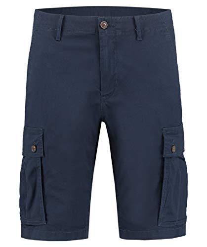 Tommy Hilfiger-zwei-knopf-blazer (Tommy Hilfiger Herren C-John Cargo Light Twill Shorts, Blau(Navy BLAZER416), W36(Herstellergröße:NI36))