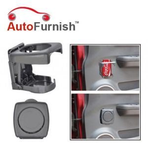 autofurnish foldable car drink bottle holder Autofurnish Foldable Car Drink Bottle Holder 31Dlrh13LJL