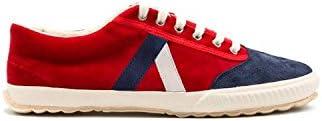 Zapatillas El Ganso Tigra Walking Rojo