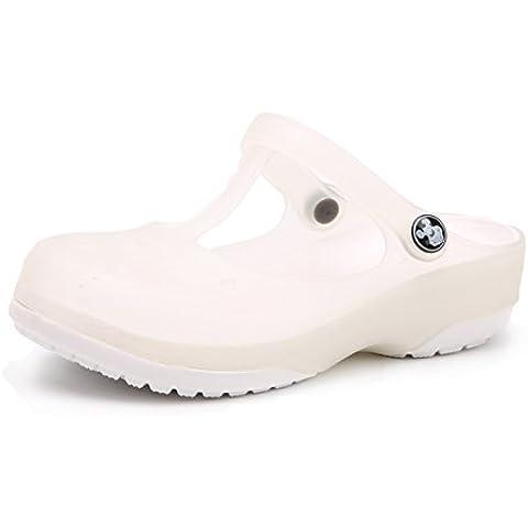 Lady scarpe da caccia/Buco nella scarpa/Scarpe da spiaggia/Sandali Pantofole Garden