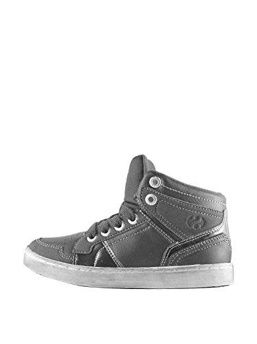 Sneakers - 4526-syntleaj - Kind Grey-Dk Grey