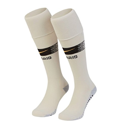 Nike SX6355 Unisex Adult Socks, light bone/Black/Truly gold, L (Herstellergröße:  42-46 EU Preisvergleich