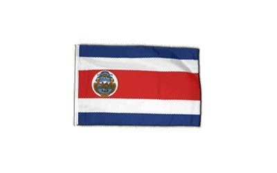 Preisvergleich Produktbild Fahne Flagge Costa Rica 30 x45 cm
