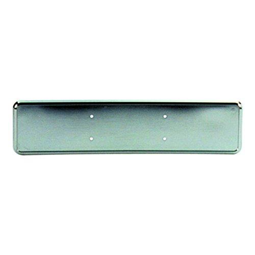 Carpoint 1363002 - Soporte para matrícula alargada, cromado