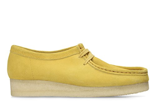 Clarks Wallabee. - D020108 (Frauen Wallabee-schuhe)