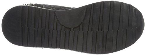 XTI - 41229, Scarpe da ginnastica Donna Nero (Nero (Negro))