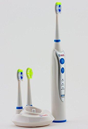 Das Zahnbürste Advanced Ujs 8120enthält drei Modus-Reinigung, die Impuls Sonico und das Timer intelligente