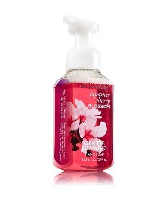 Bath & Body Works ~Japanese Cherry Blossom~ Gentle Foaming Hand Soap 8.75 Fl Oz by Bath & Body Works -