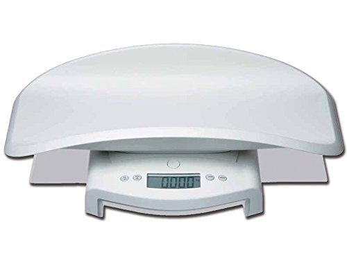 44 pounds/20 kilograms capacity;0.5 oz/10 g graduations;Removable tray;Breast milk intake function;Auto-hold