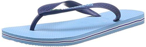 Havaianas Unisex-Erwachsene 4110850 Zehentrenner Blau (Blau)