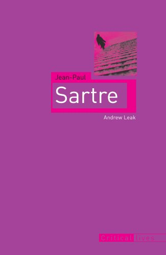 Jean-Paul Sartre (Critical Lives) (English Edition)