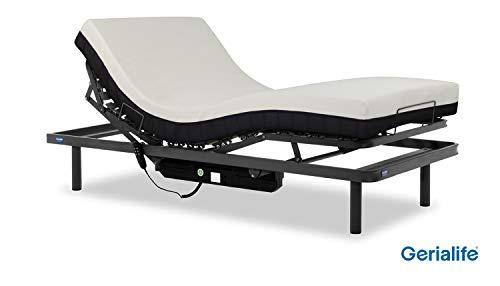 Gerialife® Pack Cama articulada colchón viscoelástico