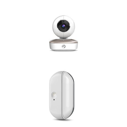Motorola Smart Nursery Cam with Twin Alert Sensor