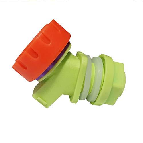 grifo exterior de plástico/grifo cuadrado/botella de repuesto para cubo de beber