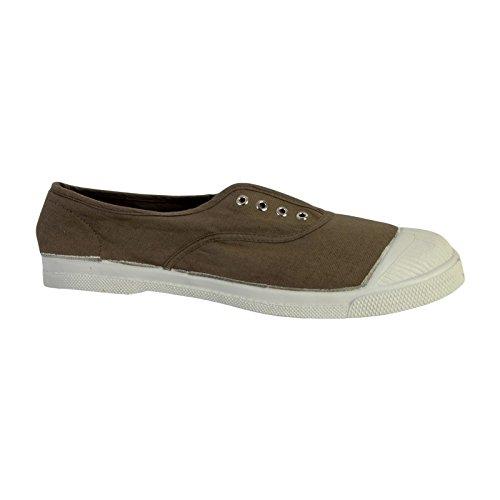 Schuhe Elly Bensimon In Khaki Klar, 615 Vert