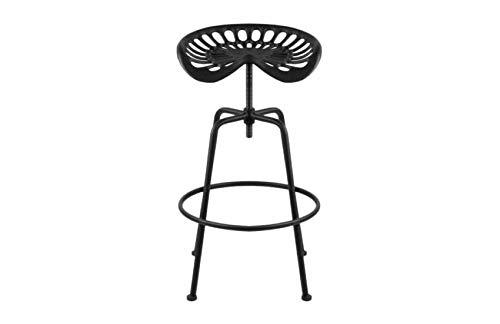 chaise de bar tracteur style industriel