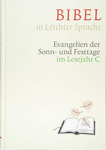 Bibel in Leichter Sprache: Evangelien der Sonn- und Festtage im Lesejahr C