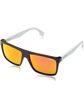 Carrera 5039/S UZ, Gafas de Sol Unisex-Adulto, Mtburg White, 58
