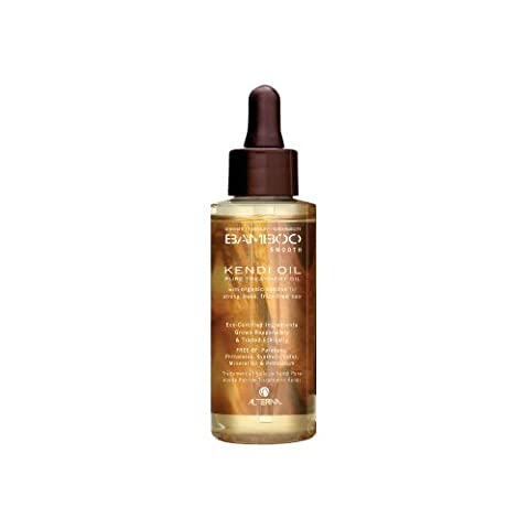 Bamboo Smooth Pure Kendi Treatment Oil (For Thick & Coarse Hair) 50ml/1.7oz