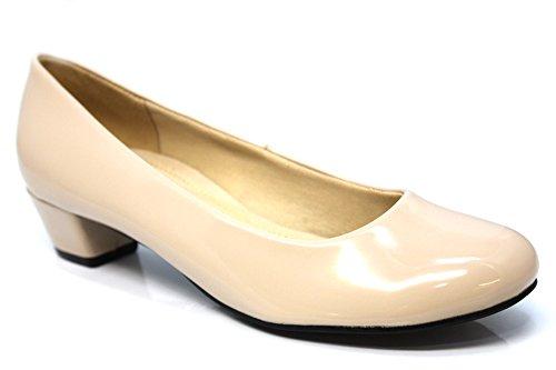 Mr Shoes , Escarpins pour femme beige beige 16 Naturel