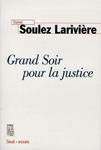 Grand Soir pour la Justice