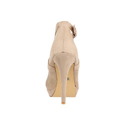 Men Flat Shoes, SOMESUN Trend di cuoio morbido traspirante di modo degli uomini che guida l'abito casuale sulle scarpe (44, Brown)