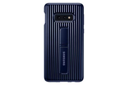 Samsung Protective Standing Cover für Galaxy S10 Schwarz Case Protective Film