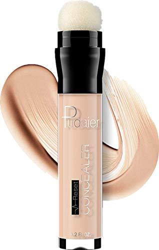 LQQSTORE Concealer Flawless Make-up Concealer Gesicht Auge Foundation Concealer Highlight Contour Pen Stick Make Up Natrual Creme - Sieht Das Augen Make-up Entferner