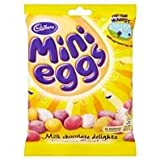 Cadbury Mini Eggs (100g bag)s (single for)