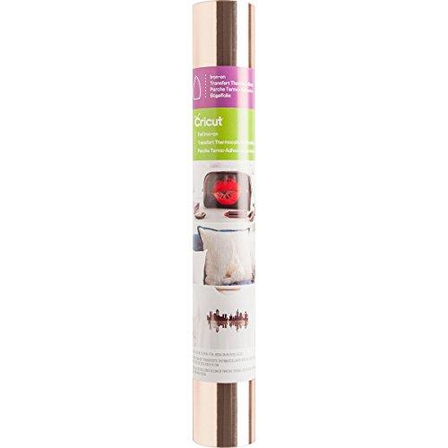 Unbekannt Cricut Folie zum Aufbügeln, Mehrfarbig, 4,9x 81,9x 5,33cm