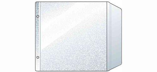 Preisvergleich Produktbild Rexel A50402 Cd-Hülle Für 1 Cd, Farblos, 10