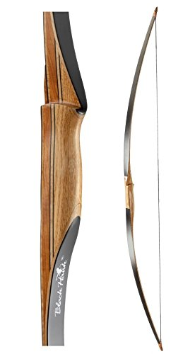 Langbogen Raven Buck Trail Black