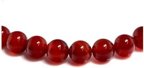12 mm 8 Stunning Round Carnelian Gemstone Beads