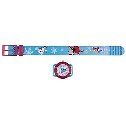 KZKR-Kinder-Mdchen-analog-Quarz-Uhr-Nylon-Dornschliee-Armband-mit-Catoon