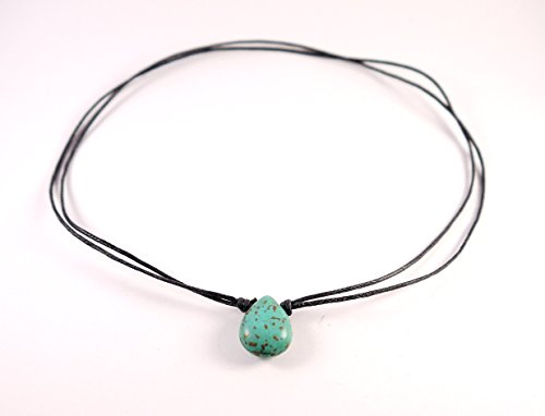 turquoise-and-cotton-cord-grunge-choker-adjustable