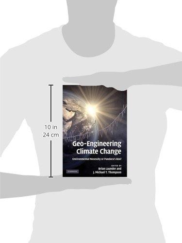 Geo-Engineering Climate Change: Environmental Necessity or Pandora's Box?