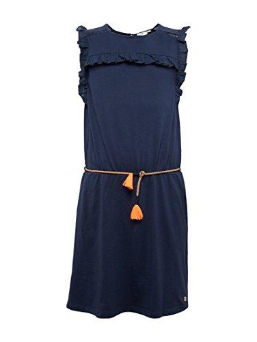 TOM TAILOR Mädchen Kleider & Jumpsuits Kleid mit Rüschen