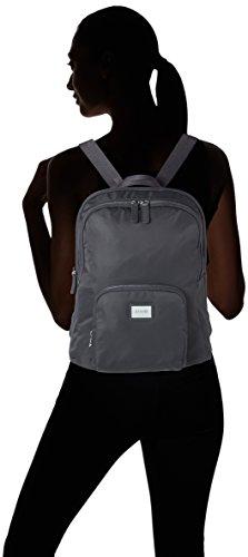 Bogner Aurum Backpack Zaino 36 cm Grigio (Nickel)