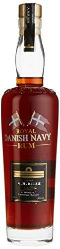 A.H. Riise Royal Danish Navy Rum (1 x 0.35 l) -