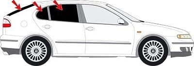 Vitres teintées SANS FILM SEAT Leon I 2000 - 05 Art. 24871E-5 Solarplexius