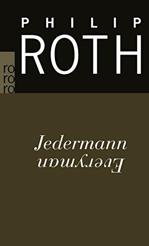 Buchseite und Rezensionen zu 'Jedermann' von Philip Roth
