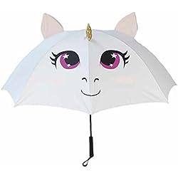 geeki nvader Stock paraguas sombrilla funda pantalla plegable Pantalla automático plegable el Unicornio Cosplay Fantasy gato gato de Cheshire nemu neku Panda muchos modelos 72cm de largo, 21971-9004-00000