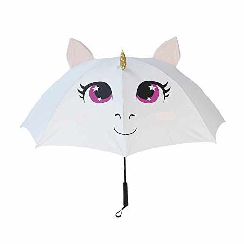 Geekinvader Regenschirm Stockschirm Sonnenschirm Taschenschirm Faltschirm Automatik faltbar das Einhorn Cosplay Fantasy Katze Grinsekatze Nemu Neku Panda viele Modelle 72cm lang (21971-9004-00000)