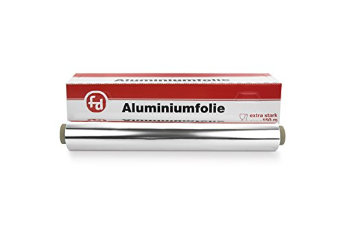 FD Alufolie 45cm breit / 150m lang /extra stark / 15µ / Alurolle