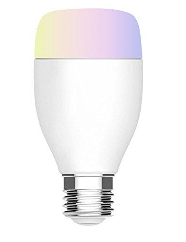 Joso Smart LED Lampen, WiFi Glühbirne Automatisierung Nachtlicht Dimmbar E27 Kompatibel Zu Amazon Alexa und Google Home